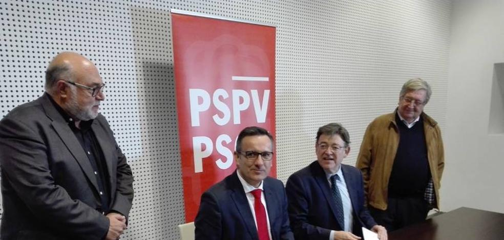 Conesa y Puig firman un manifiesto en defensa del Trasvase