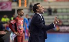 Giustozzi acusa al banquillo del Jaén de «hacer el payaso»