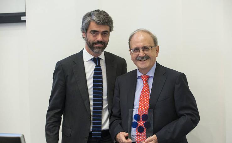 Los ganadores de los Premios Aquí Europa-Vocento