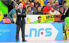 Diego Giustozzi acusa al entrenador del Jaén de «hacer el payaso»