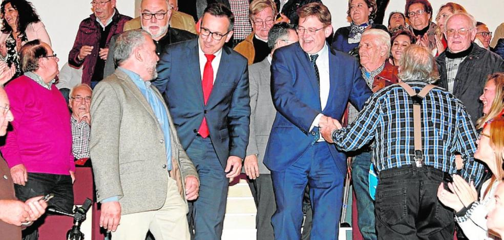 Conesa y Puig firman un manifiesto a favor del Tajo-Segura y su actual blindaje legal