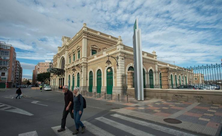 Inyección de 5,7 millones para restaurar la estación de Cartagena