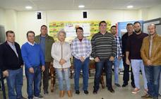 Coag Cieza renueva su junta directiva con Andrés Marín como nuevo presidente
