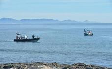 Unos 60 efectivos buscan por tierra, mar y aire al empresario desaparecido en Lorca
