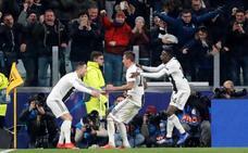 Ni el Valencia más italiano puede con Cristiano