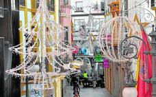 700.000 luces ecológicas vestirán la Navidad en Lorca