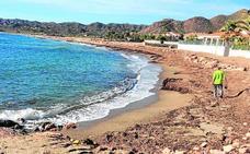 El Ministerio construirá un dique para regenerar la playa de La Cola