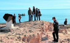 Sin éxito en la búsqueda del empresario desaparecido en Cabo Cope