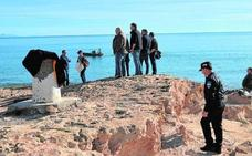 Finaliza sin éxito el tercer día de búsqueda del empresario lorquino desaparecido en Águilas