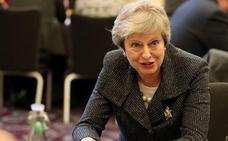 May se enfrenta a una masacre parlamentaria de su acuerdo del 'brexit'