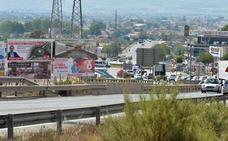 Un paso inferior resolverá el caos de tráfico diario en la rotonda de San Antonio de Lorca