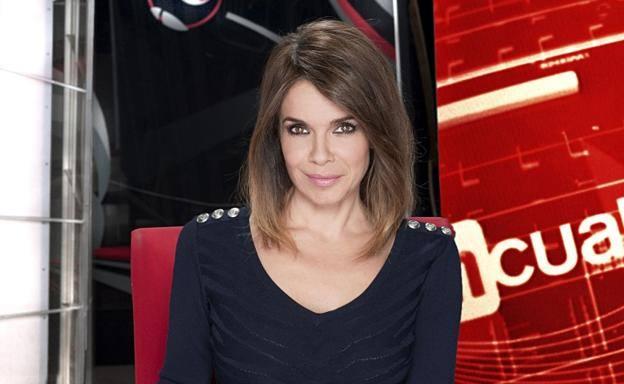 La tajante respuesta de Carme Chaparro a la broma de una periodista inglesa sobre la siesta española