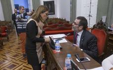 El PSOE de Cartagena condena el «intento de agresión» contra la alcaldesa por parte del portavoz de MC