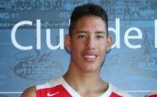 El cadete del UCAM Murcia Eddy Valentino, citado con la sub 15 de España