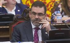 MC lamenta que Castejón «vuelve a provocar la suspensión del Pleno para ocultar su condena por la trama del agua»