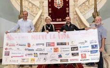 500 participantes inscritos en 'Mueve la Vida', este domingo en El Algar