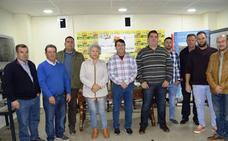 Los agricultores de Coag renuevan su junta directiva, con Andrés Marín como presidente