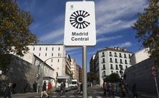 El Tribunal rechaza paralizar de forma cautelarísima el proyecto para reducir el tráfico en el centro de Madrid