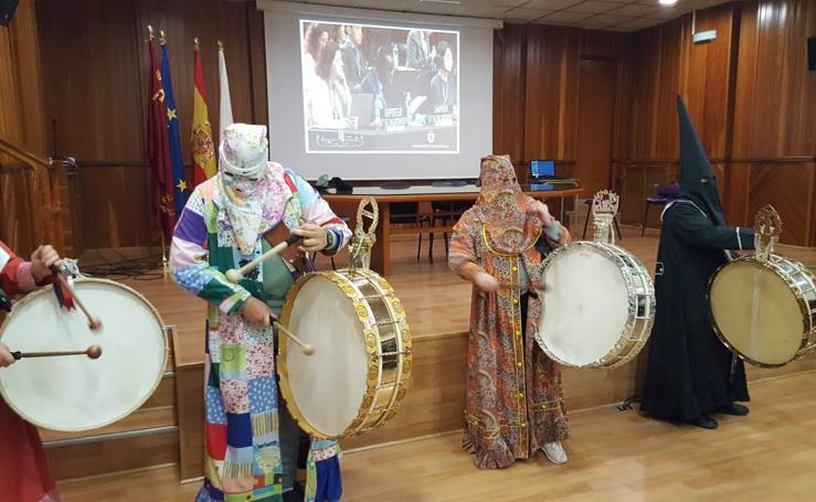 Moratalla celebra la declaración de las Tamboradas como Patrimonio Inmaterial de la Humanidad