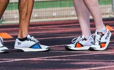 Las revolucionarias zapatillas de 'running' sin talón