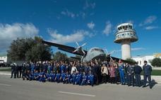 La Patrulla Acrobática de Paracaidismo del Ejército del Aire cierra temporada