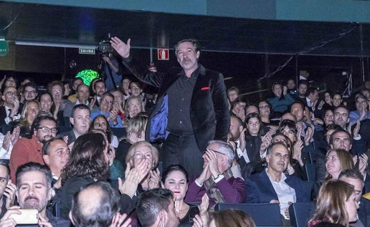 El FICC elogia el arte de Ginés García Millán