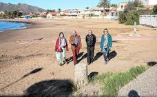 Los vecinos de Bahía y Nares se unen para salvar sus casas del nuevo deslinde de Costas