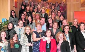 Mujeres debaten sobre el empoderamiento