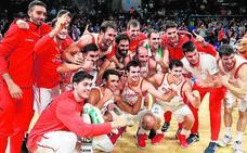 España saca el billete para el Mundial de China