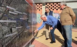 Murcia presenta un plan de movilidad para mejorar la accesibilidad durante las obras de soterramiento