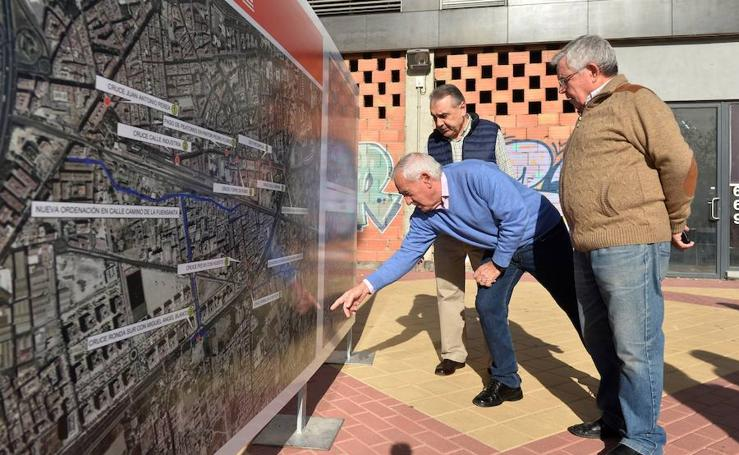 Presentan el plan de movilidad para mejorar la accesibilidad durante las obras del soterramiento