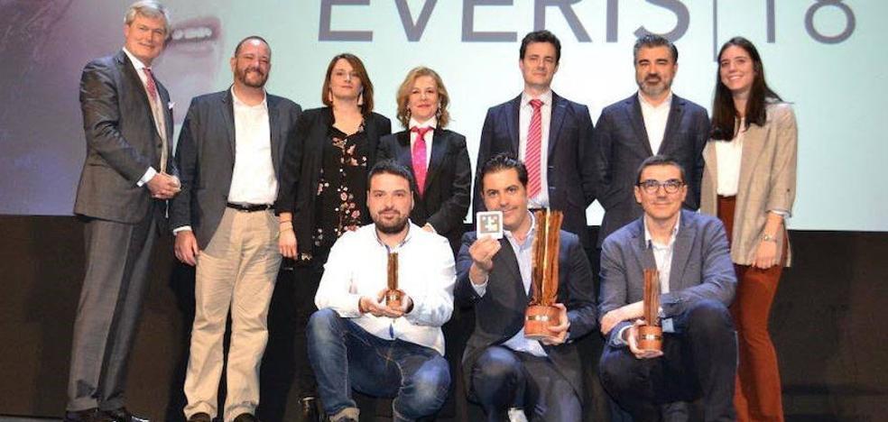 La tecnología murciana Navilens gana los Premios Everis 2018