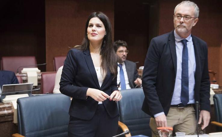 La consejera Miriam Guardiola presenta las cuentas de Turismo y Cultura