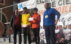 Andrés Mico y Mar Gómez vencen en la Media Maratón de Cieza