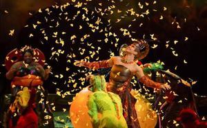 El Circo del Sol añade una nueva sesión en Murcia