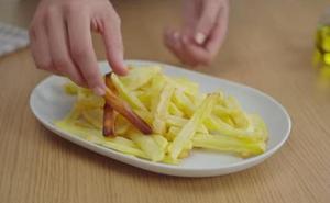 ¿Cuántas patatas fritas puedes comer por ración para que no sea malo para la salud?