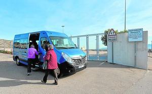 Un autobús entre el hospital y el estadio para solucionar los problemas de aparcamiento