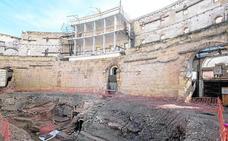 El Anfiteatro, listo para las visitas