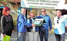 Premio Tortuga Mora de Acude para el área de Botánica de la UMU