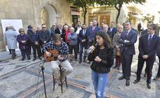 Presentación del programa navideño en Murcia