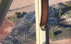 Controlado un incendio forestal en un paraje de Jumilla