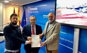 La Comunidad autoriza el uso del puerto de Lo Pagán a la Cofradía de San Pedro