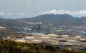 Repsol consigue el mayor suministro de gas a un buque en el Puerto de Cartagena