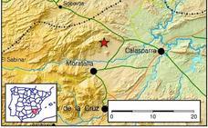 Un seísmo de 2,2 grados de magnitud se hace notar al norte de Moratalla