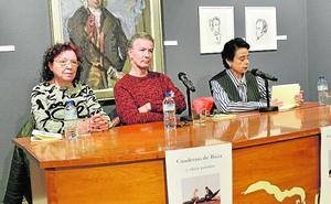 La oda amorosa del poeta José Cantabella ve la luz en el Museo Ramón Gaya