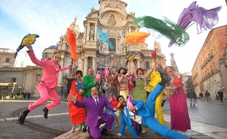La Cubana vuelve a Murcia