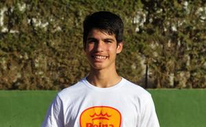 Carlos Alcaraz, entre los ocho tenistas que disputarán el torneo de los maestros del futuro