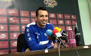 ElPozo afronta en Palma «otro partido para ver de qué pasta está hecho», según Giustozzi