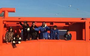 La Delegación eleva a 220 los inmigrantes llegados a las costas de la Región en los últimos días