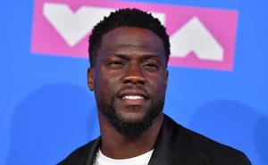 El actor y cómico Kevin Hart presentará la gala de los Oscar